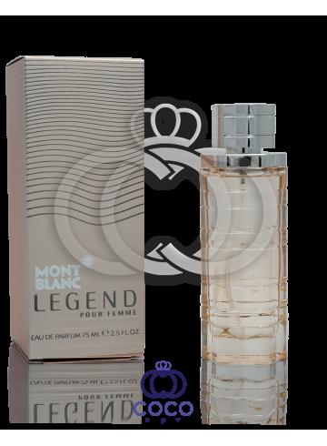 Парфюмированная вода Montblanc Legend Pour Femme  фото