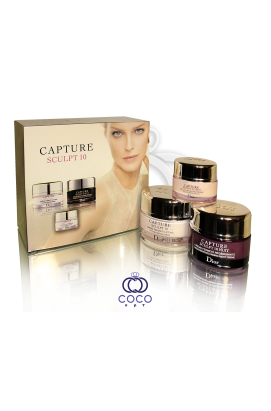 Набор кремов для лица Dior Capture Sculpt 10