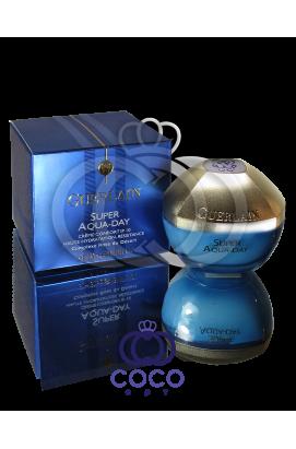 Дневной увлажняющий крем легкой текстуры Guerlain Super-Aqua Day Refreshing