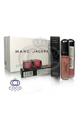 Блеск для губ Marc Jacobs Ultra HD Matte Lip Gloss