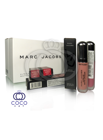 Блеск для губ Marc Jacobs Ultra HD Matte Lip Gloss фото