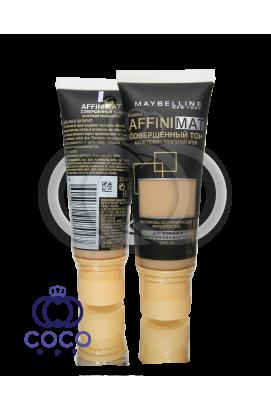 Тональный крем Maybelline Affinimat SPF 17