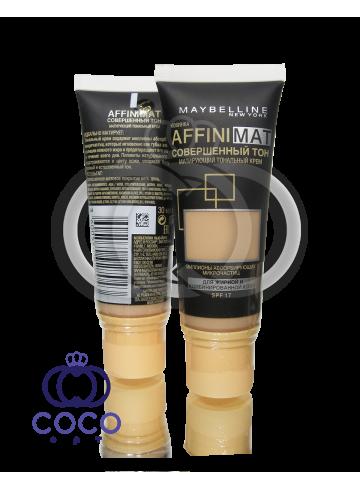 Тональный крем Maybelline Affinimat SPF 17 фото