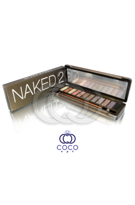 Тени для век Urban Decay Naked 2 12 оттенков
