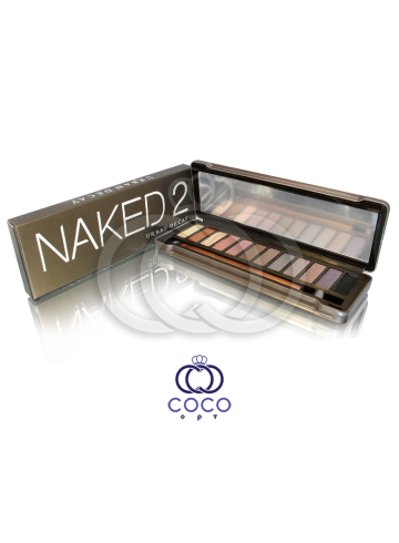 Тени для век Urban Decay Naked 2 12 оттенков фото