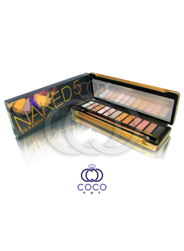 Тени для век Naked 5 Urban Decay фото