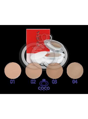 Компактная пудра с эффектом шелка Pupa Silk Touch  фото