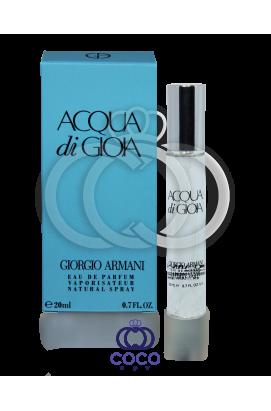 Парфюмированная вода (мини) Giorgio Armani Acqua di Gioia