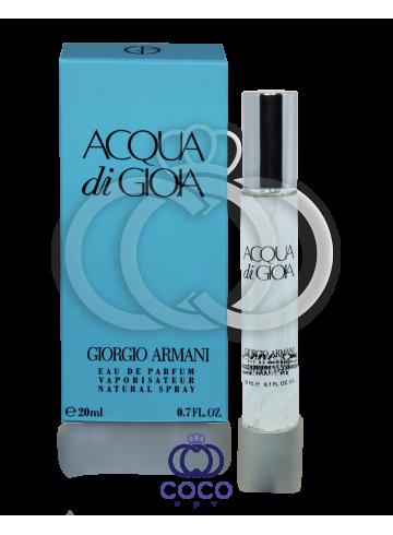 Парфюмированная вода (мини) Giorgio Armani Acqua di Gioia  фото