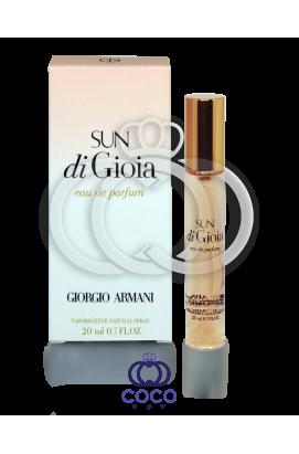 Парфюмированная вода (мини) Giorgio Armani Sun di Gioia