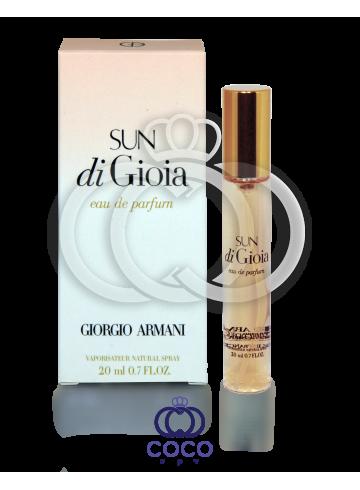 Парфюмированная вода (мини) Giorgio Armani Sun di Gioia фото