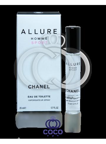 Туалетная вода (мини) Chanel Allure homme Sport  фото