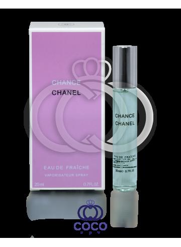 Туалетная вода (мини) Chanel Chance Eau Fraiche  фото