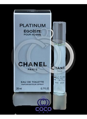 Туалетная вода (мини) Chanel Egoiste Platinum  фото