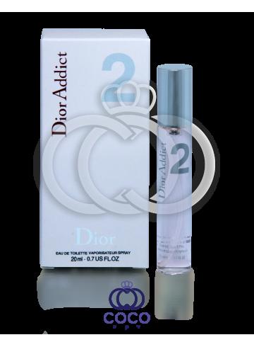 Туалетная вода (мини) Christian Dior Addict 2 фото