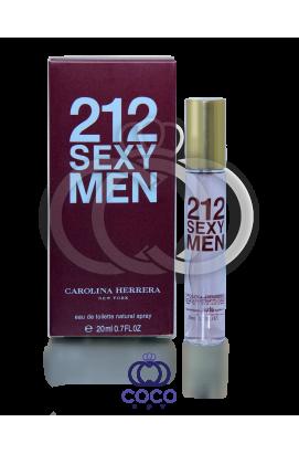 Туалетная вода (мини) Carolina Herrera 212 Sexy Men