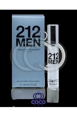Туалетная вода (мини) Carolina Herrera 212 Men