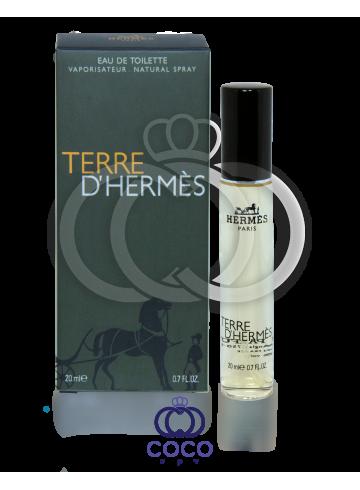 Туалетная вода (мини) Hermes Terre dHermes  фото