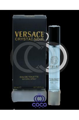 Туалетная вода (мини) Versace Crystal Noir
