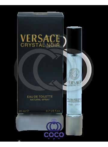 Туалетная вода (мини) Versace Crystal Noir  фото