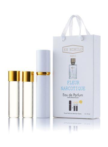Мини-парфюм с феромонами  EX NIHILO Fleur Narcotique 3*15 Ml фото