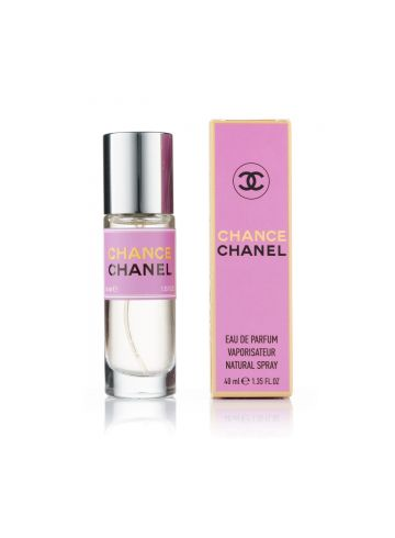 Парфюмированная вода Chanel Chance 40 Ml фото