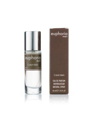 Парфюмированная вода Calvin Klein Euphoria Men 40 Ml фото