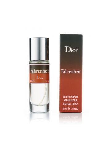 Парфюмированная вода Dior Fahrenheit 40 Ml фото