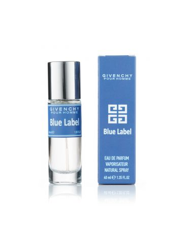 Парфюмированная вода Givenchy Blue Label Pour Homme 40 Ml фото