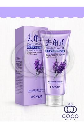 Гель-пилинг Bioaqua Plant Extraction Natural Aromatic Lavender Extract с экстрактом лаванды