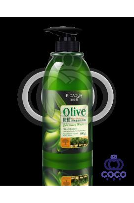 Шампунь Bioaqua Olive Shampoo с оливковым маслом