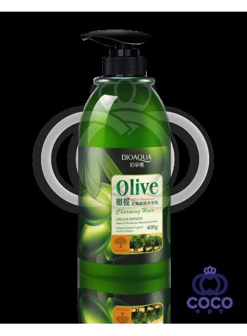 Шампунь Bioaqua Olive Shampoo с оливковым маслом  фото