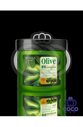 Маска для волос Bioaqua Olive Hair Mask с оливковым маслом