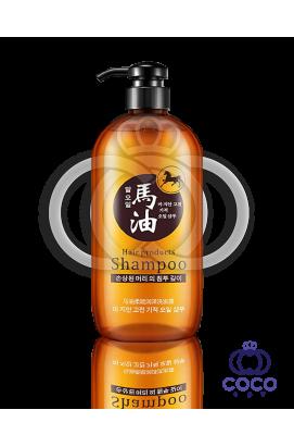 Шампунь Bioaqua Shampoo Horse Oil с лошадиным маслом