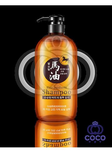 Шампунь Bioaqua Shampoo Horse Oil с лошадиным маслом фото