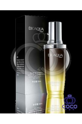 Масло для волос Bioaqua Wake Up Sleeping Hair с лимонным цветком 01