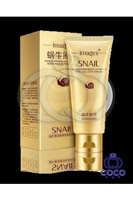 Пенка для умывания Images Snail Cleanser с экстрактом улитки и гиалуроновой кислотой