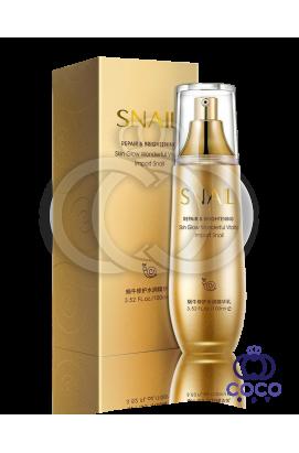 Эмульсия для лица Snail Repair & Brightening с экстрактом улитки
