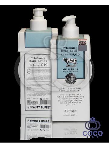 Лосьон для тела Milk Plus Co-Enzyme Q 10 с протеинами молока фото