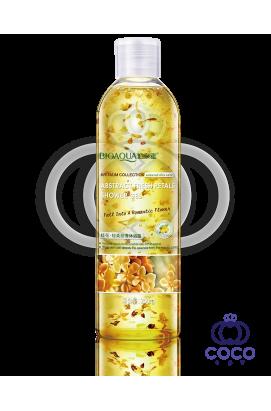 Гель для душа Bioaqua Plant Extracts Osmantus с золотым османтусом