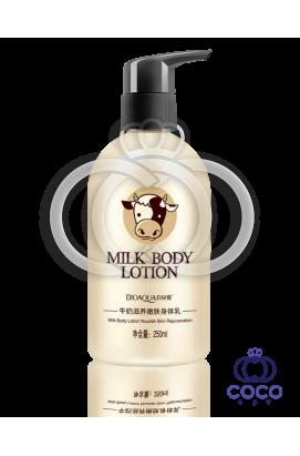Лосьон для тела с протеинами молока BIOAQUA Milk Rejuvenation Body Lotion