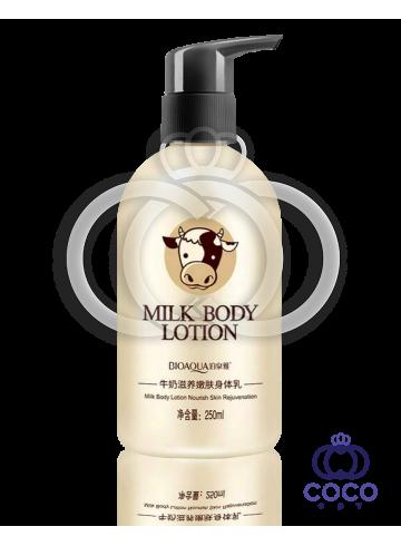 Лосьон для тела с протеинами молока BIOAQUA Milk Rejuvenation Body Lotion фото