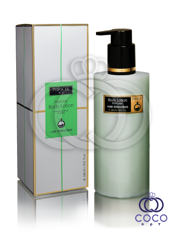 Парфюмированный лосьон для тела Perfume Body Lotion Green фото