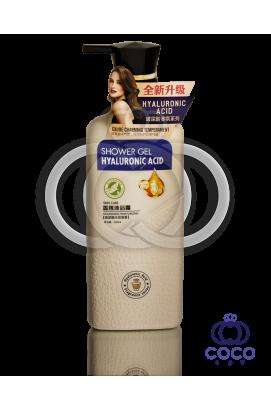 Гель для душа с гиалуроновой кислотой Shower Gel Hyaluronic Acid