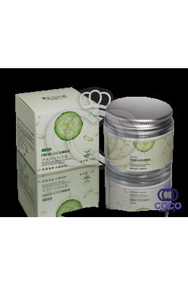 Увлажняющий и освежающий крем Fresh Cucumber с экстрактом огурца