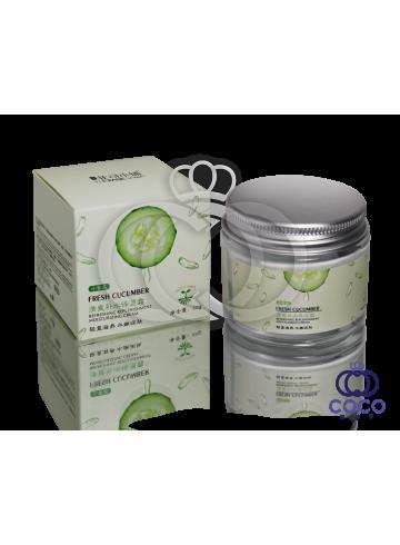 Увлажняющий и освежающий крем Fresh Cucumber с экстрактом огурца фото