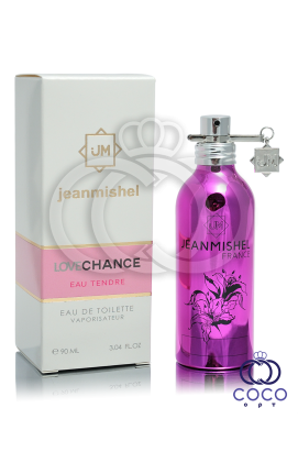 Туалетная вода Jeanmishel Love Chance Eau Tendre
