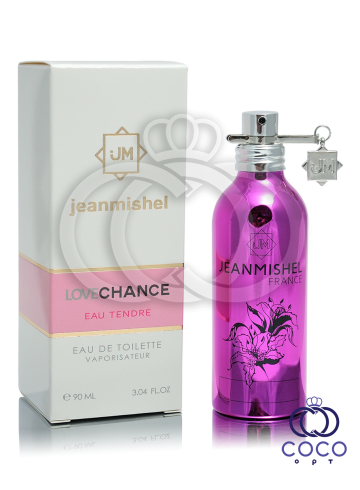 Туалетная вода Jeanmishel Love Chance Eau Tendre  фото
