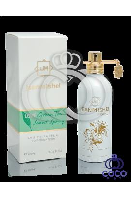 Парфюмированная вода Jeanmishel Love Green Tea Scent Spray