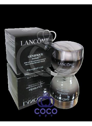 Ночной крем-активатор молодости для лица Lancome Genifique Repair фото